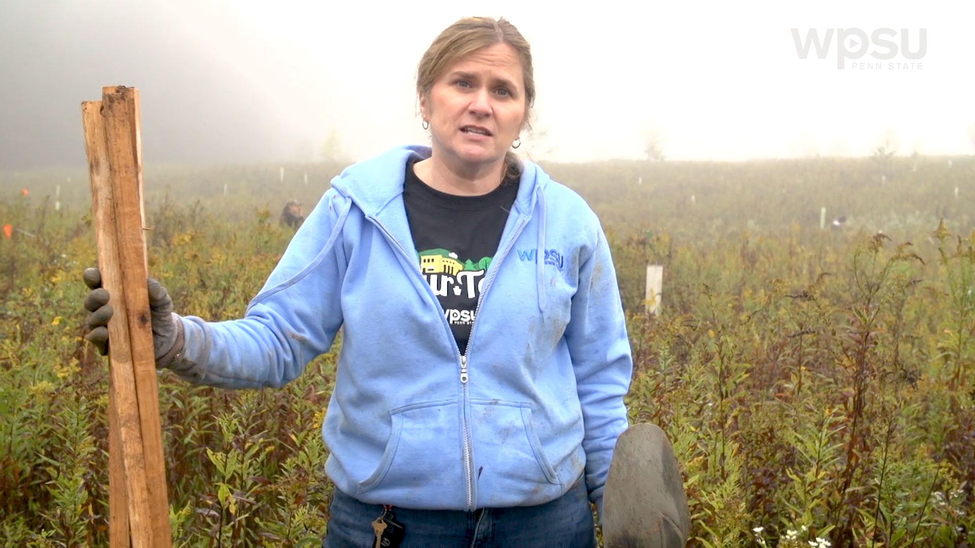 WPSU's Isabel Reinert