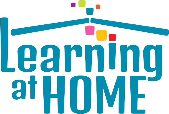 learning at home logo