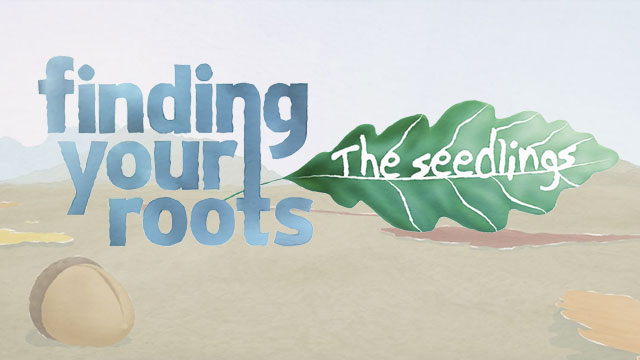 Finding Your Roots the Seedlings