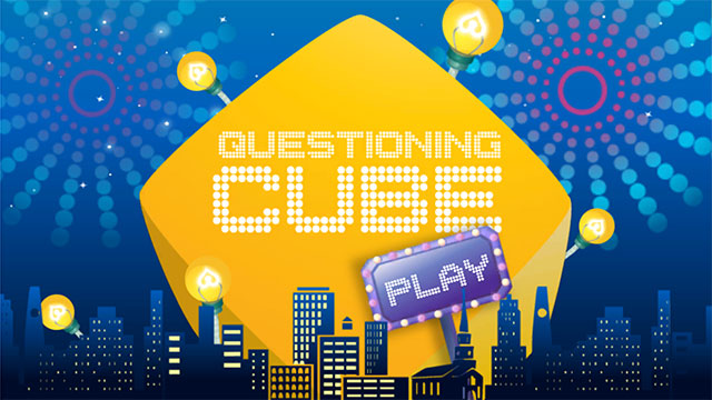 Questioning Cube Game