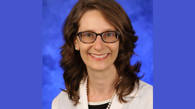Erika Saunders is the chair of psychiatry and behavioral health at the Penn State College of Medicine and Penn State Health.