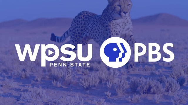 WPSU and PBS logos