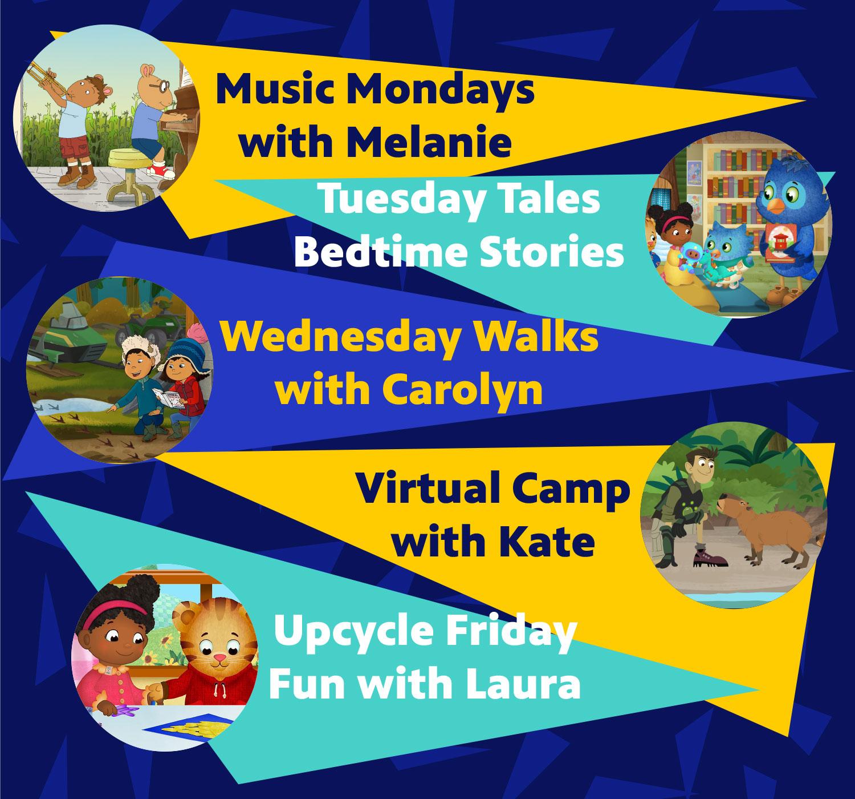 WPSU Virtual Camp June 29-August 21
