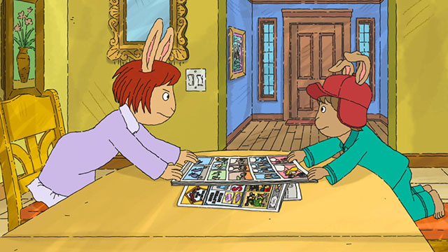 Arthur Conflict Resolution