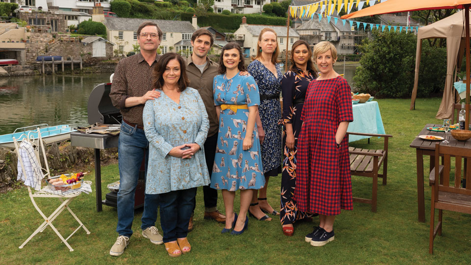 The Trouble with Maggie Cole cast