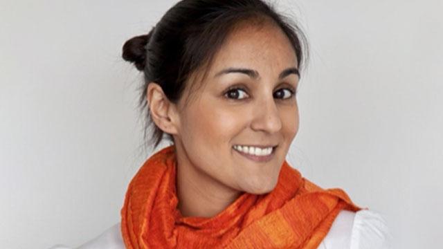 Epidemiologist Dr. Nita Bharti