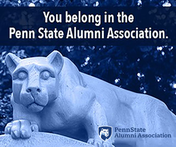 Join the Penn State Alumni Association
