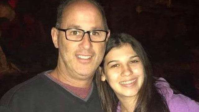 Fred Guttenberg with his daugher Jaime