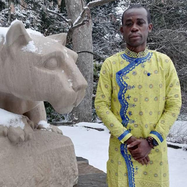 Arnaud Freddy Koumba