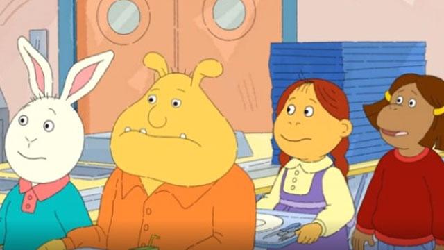 Arthur characters