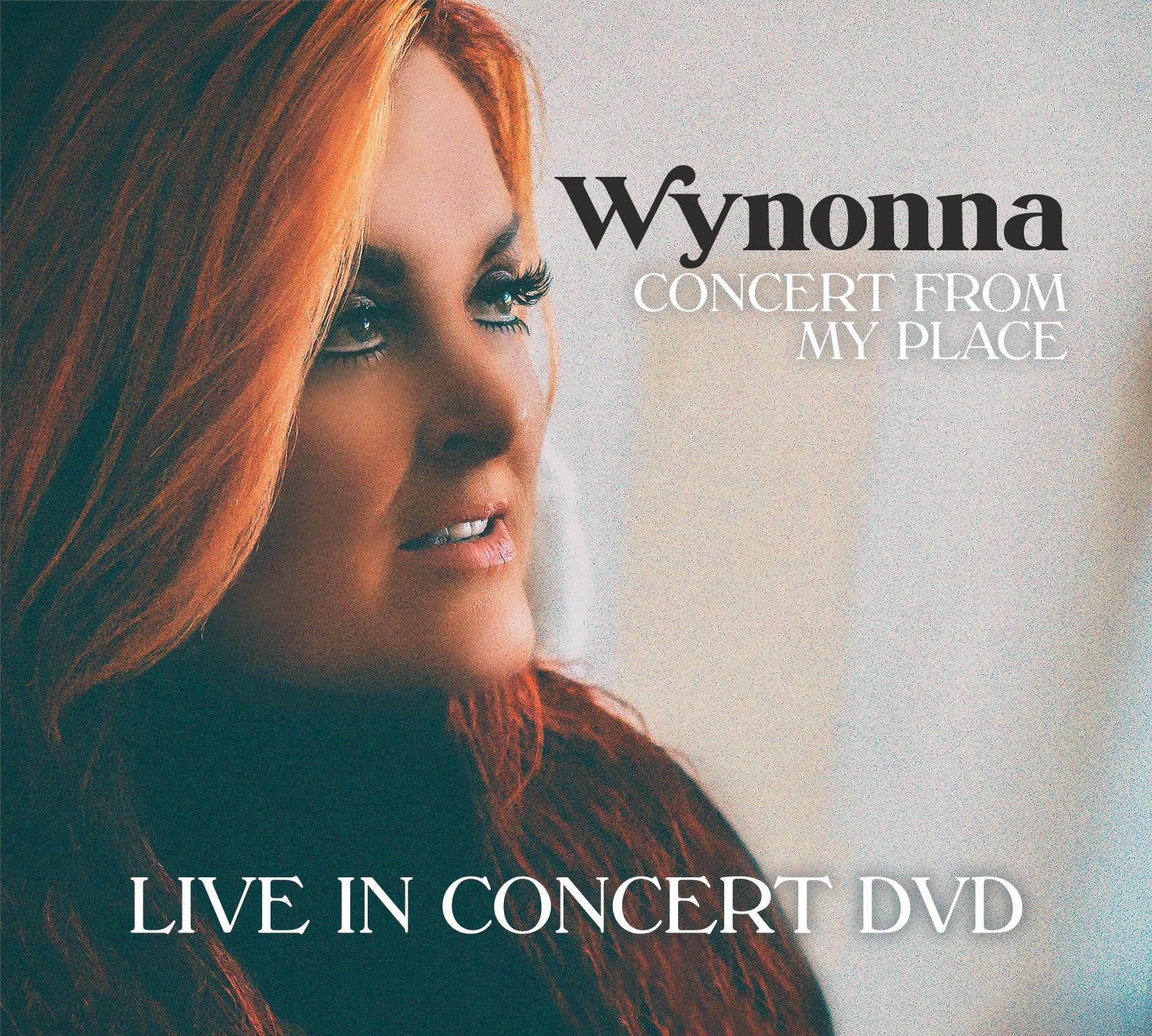 Wynonna DVD