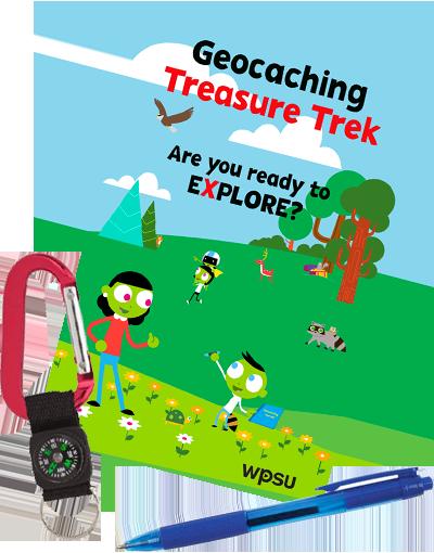 WPSU Treasure Trek Booklet