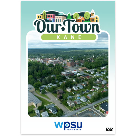 Our Town Kane DVD cover