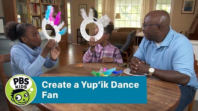 Yup'ik Dance Fan