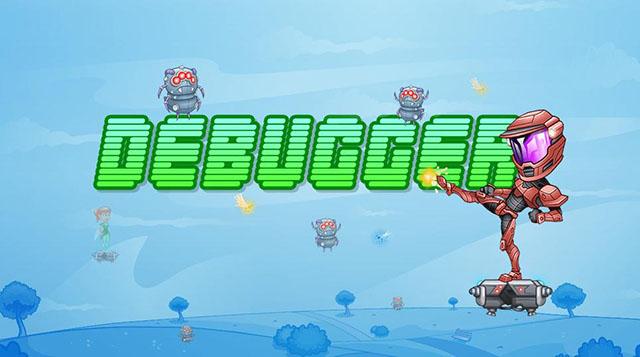 Debugger coding game