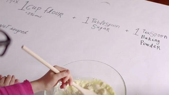 pancake experiment