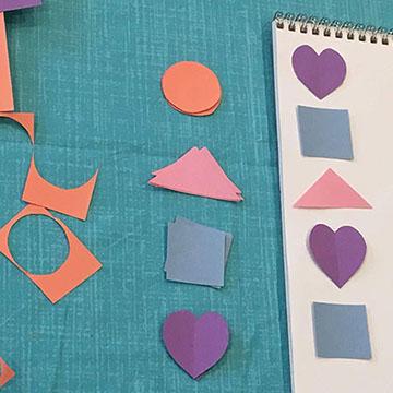 Pattern shapes