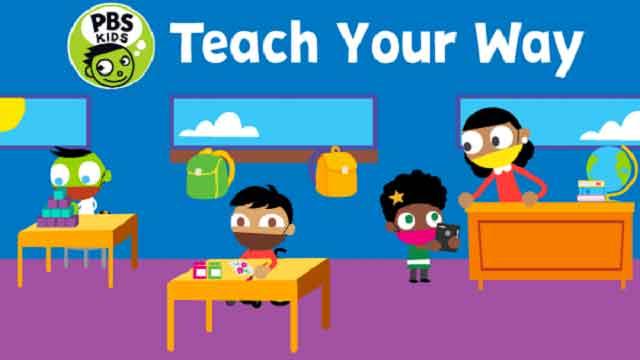 PBS Kids Activies Calendar