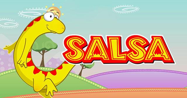 Salsa spanish for children