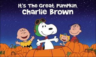 It's The Great Pumpkin CHalrie Brown
