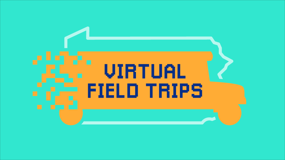 Virtual Field Trips logo